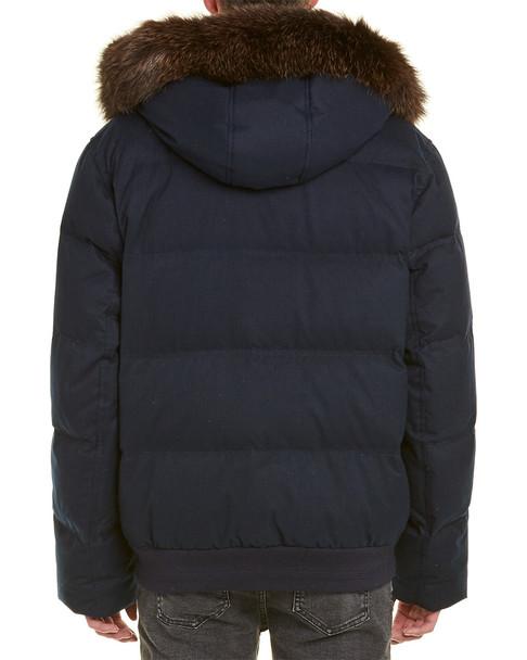 Marc New York Bohlen Short Puffer Jacket~1221821392
