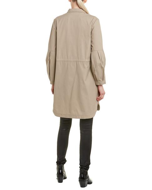 BB Dakota Killer Queen Trench Coat~1411010975