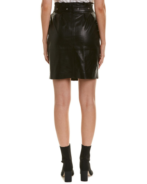 IRO Amblum Leather Skirt~1411040262