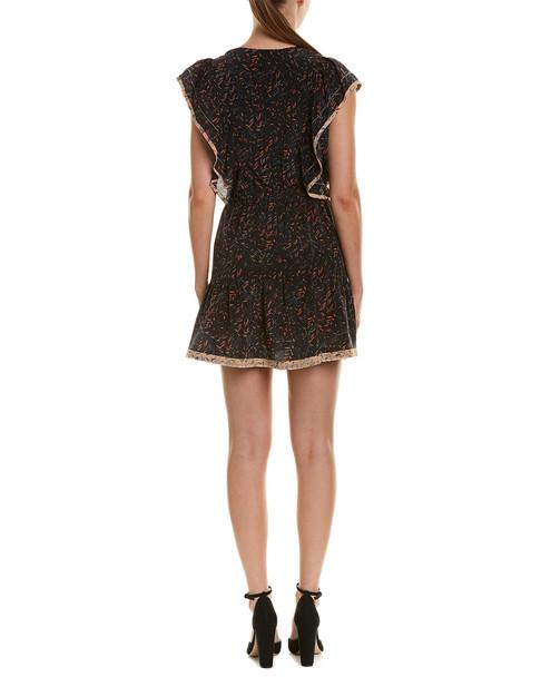 IRO Jicka Silk Shift Dress~1411040277