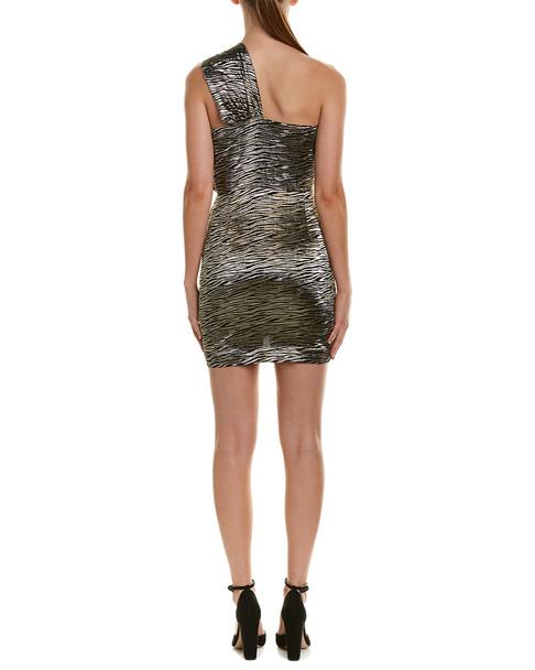 IRO Yrung Silk-Blend Shift Dress~1411040281