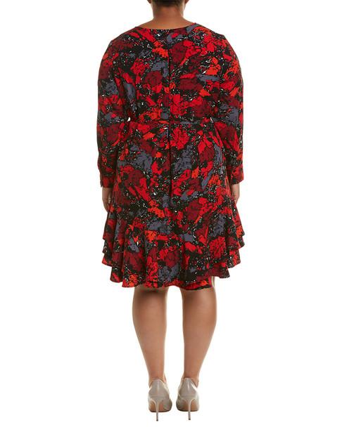 REBEL Belted Shift Dress~1411433788