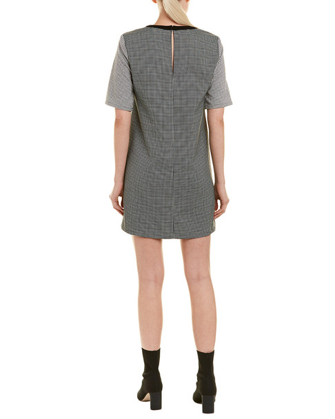BCBGeneration Checked Shift Dress~1411664705
