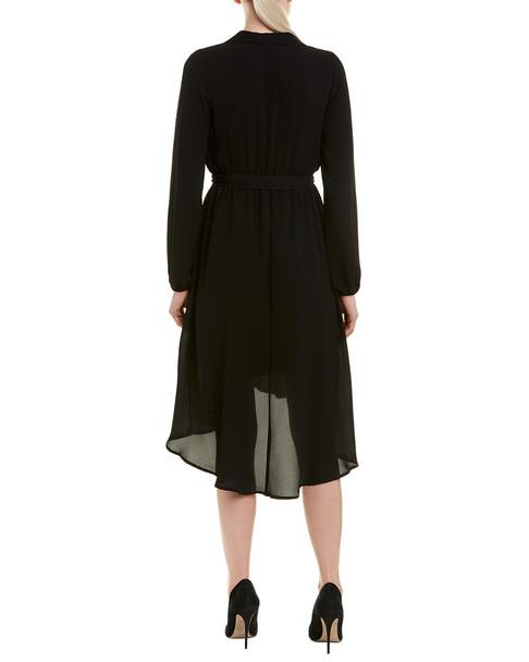 Bobeau Faux Wrap Dress~1411962219