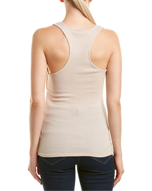 Michael Stars Ruched Racerback Tank~1411989278