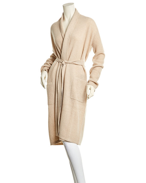 sofiacashmere Thermal Bathrobe~1412962005