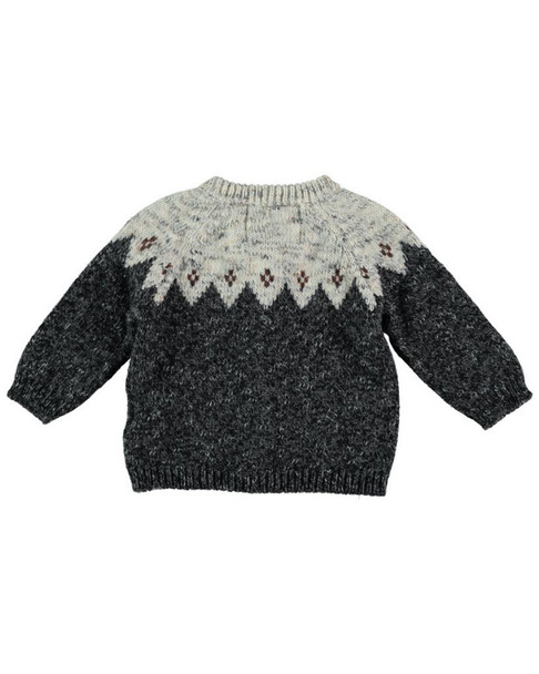 Buho Jacquard Wool-Blend Cardigan~1511809595