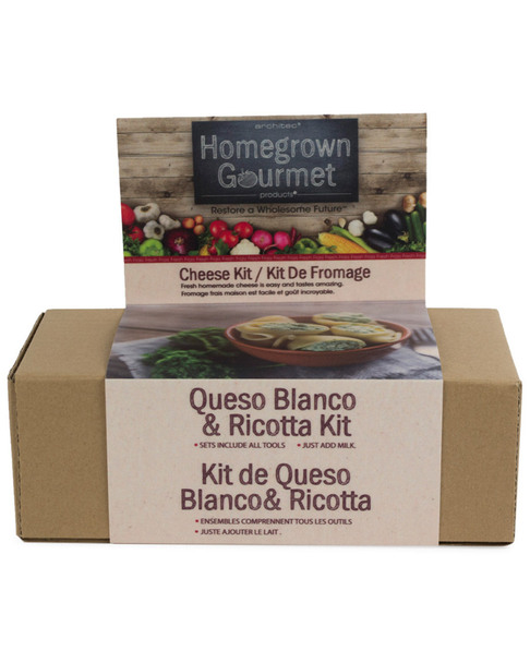 Homegrown Gourmet by Architec 10pc Harvest Queso & Blanco Kit~3010768044