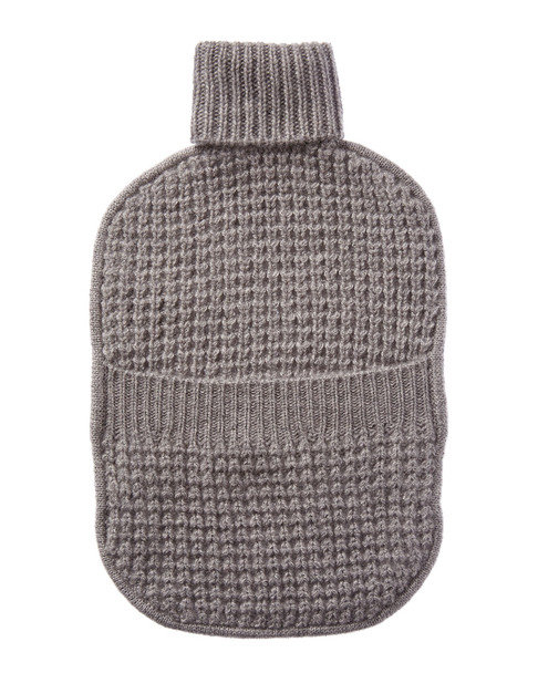 sofiacashmere Thermal Stitch Cashmere Hot Water Bottle Cover~3030953293