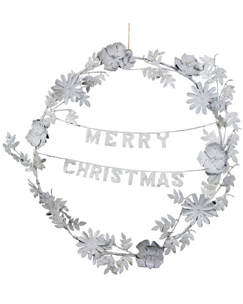 Cody Foster & Co Merry Christmas Wreath~3050978300