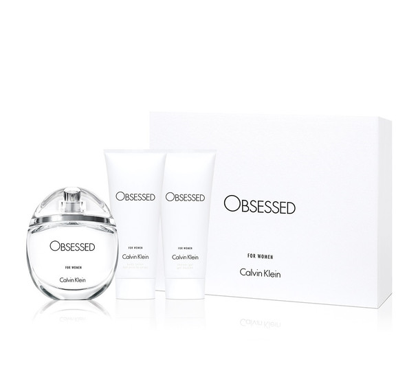 Calvin Klein Obsessed for Women 3-Piece Set~3614224687458