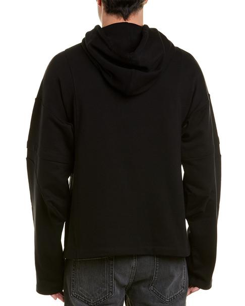 Helmut Lang Distorted Arm Hoodie~1010024008