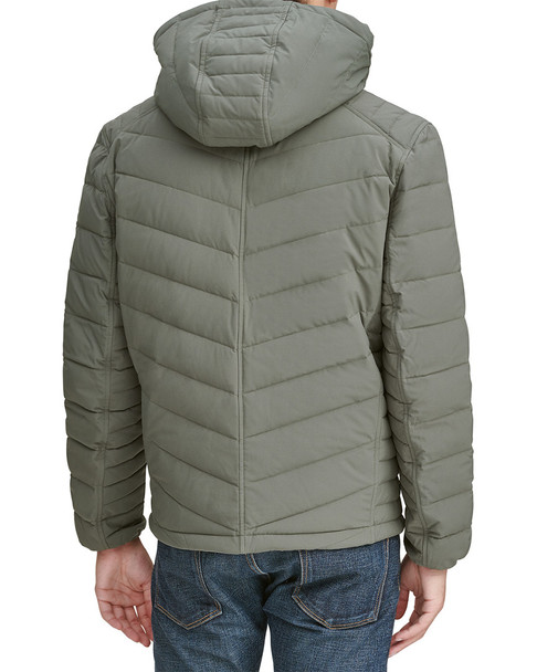 Marc New York Packable Hooded Jacket~1010979009