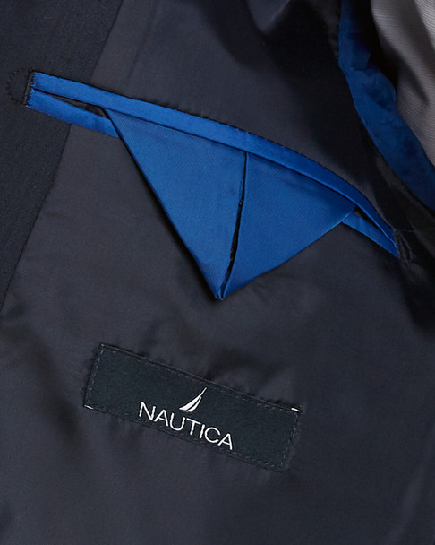 Nautica Nicco Suit with Flat Front Pant~1011662017