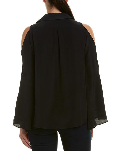 Nanette Lepore Silk Blouse~1050918233