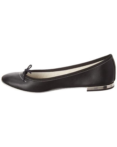 Repetto Italia Leather Ballerina Flat~1311701267