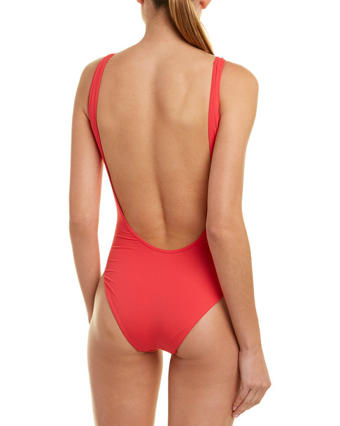 Onia Lace-Up One-Piece~1411019557