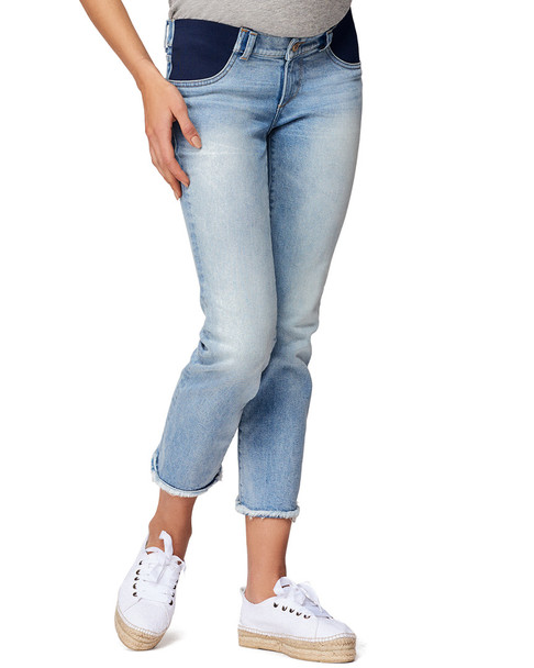 DL1961 Premium Denim Maternity Mara Straight Leg~1411103975