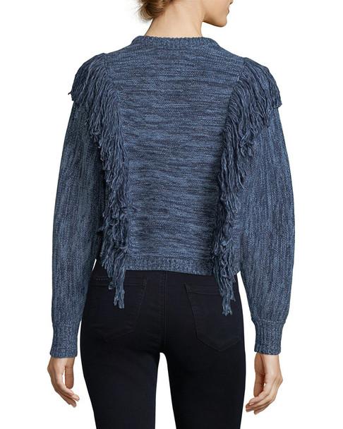 Cosette Agnes Fringe Sweater~1411536510