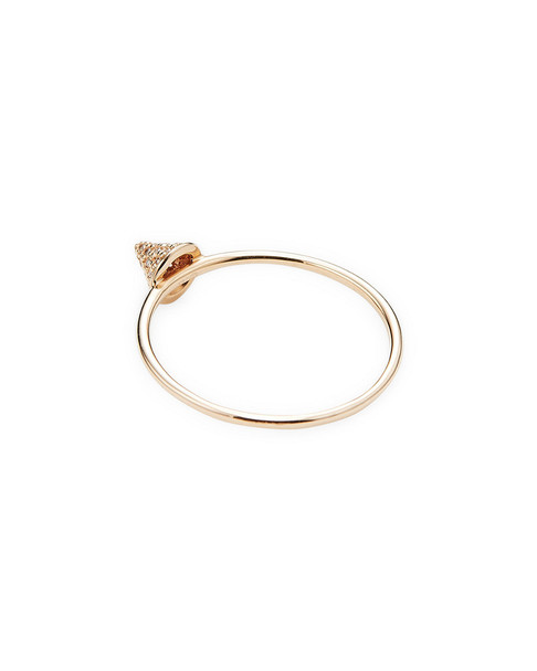 Sydney Evan Pave Cone Spike Ring~6040976872