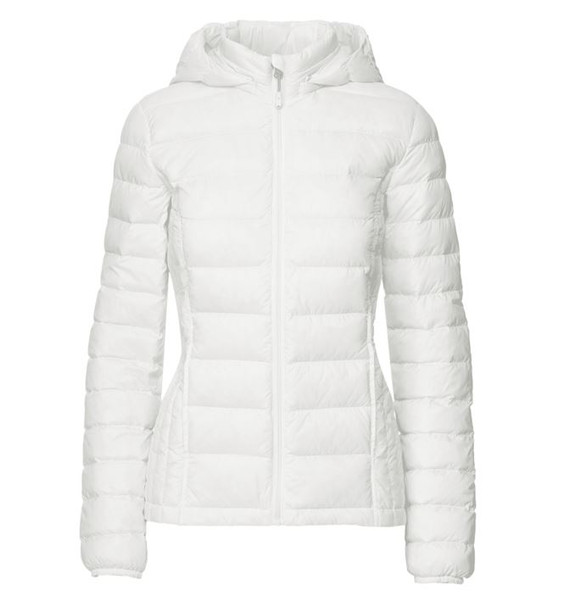 32 DEGREES Womens Ultra Light Weight Down Packable~White*TLF80281MRT