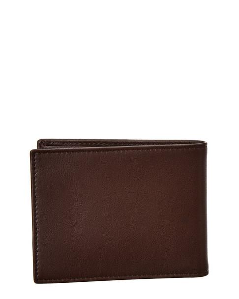 A. Testoni Leather Bifold Wallet~1162013102