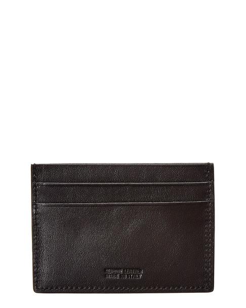 A. Testoni Leather Card Case~1162013103