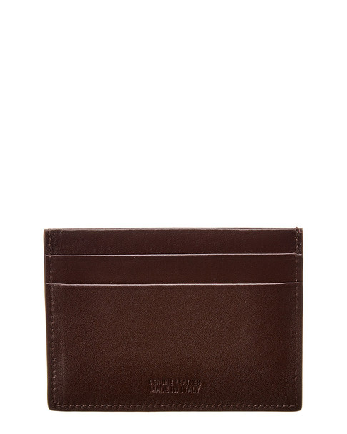 A. Testoni Leather Card Case~1162013104