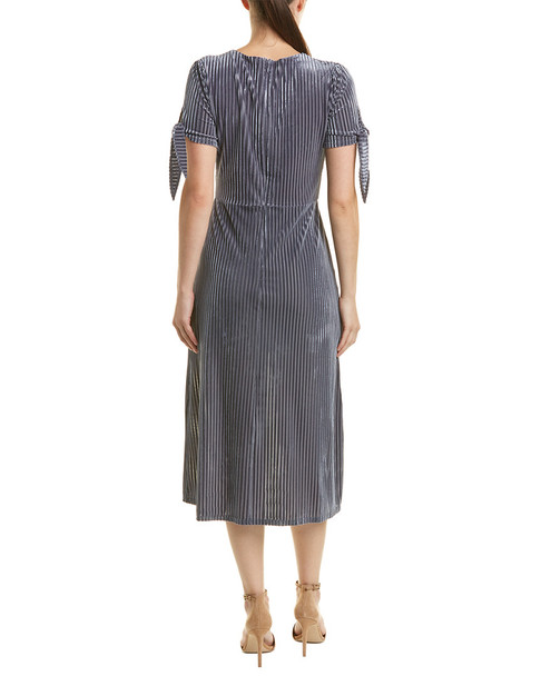 J.O.A. Velvet Midi Dress~1411010400