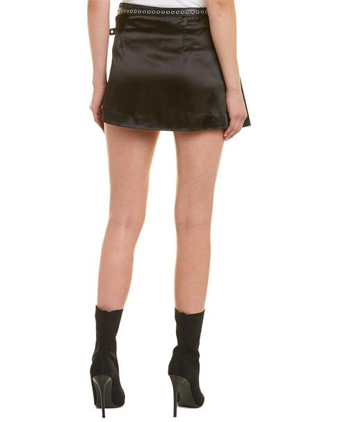 MIU MIU Waist Belt Wool Skirt~1411064418
