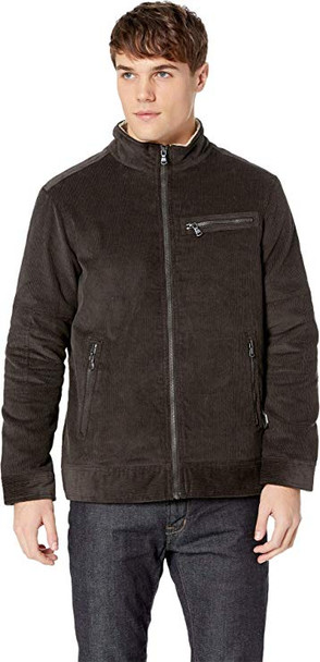 Buffalo David Bitton Men's Non-Denim Casual Jackets~Dark Brown*B623494