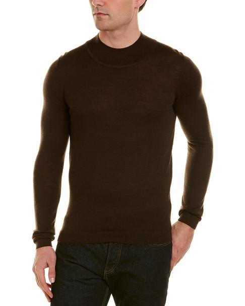 Antony Morato Mock Neck Wool-Blend Sweater~1010036259