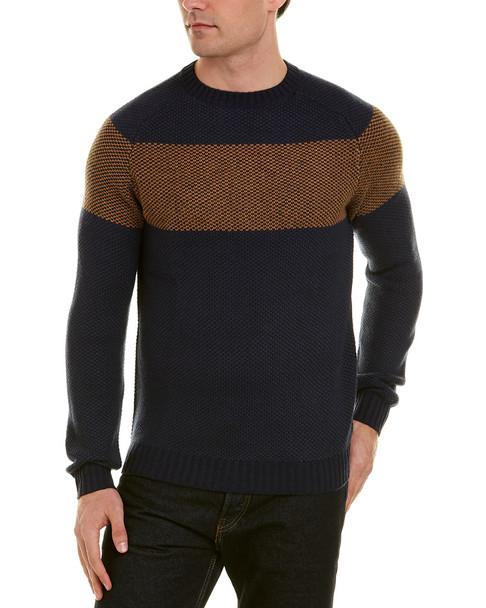Antony Morato Crewneck Wool-Blend Sweater~1010036264