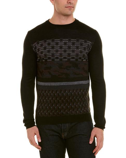 Antony Morato Crewneck Wool-Blend Sweater~1010036266