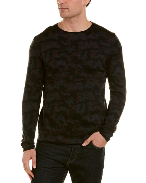Antony Morato Crewneck Wool-Blend Sweater~1010036267