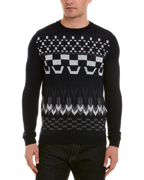 Antony Morato Crewneck Wool-Blend Sweater~1010036271