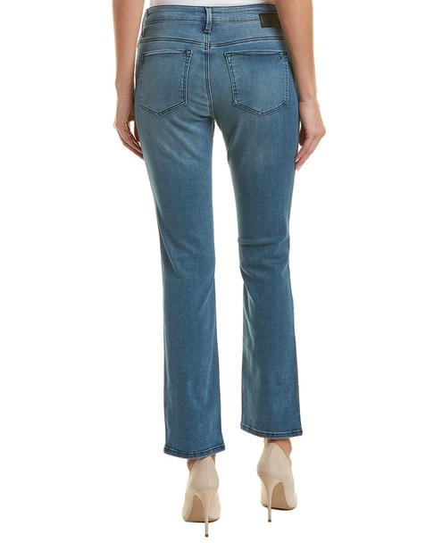 Mavi Jeans Kendra Light Foggy Blue Tribeca High-Rise Straight Leg~1411037222