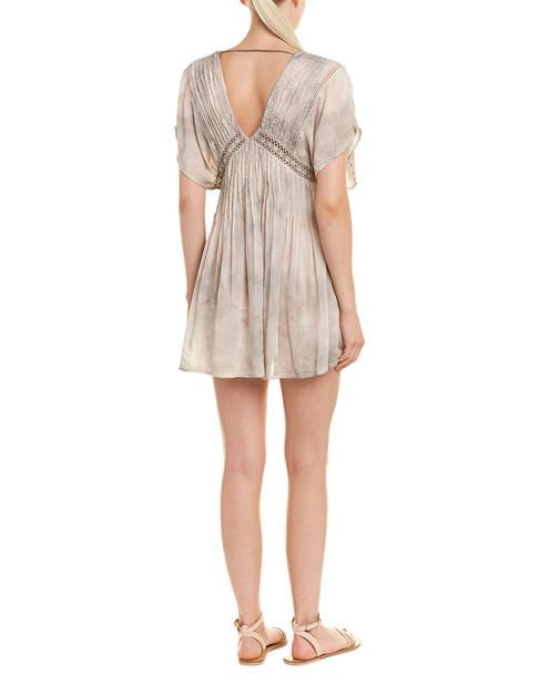 YFB CLOTHING Pin Mini Dress~1411652870