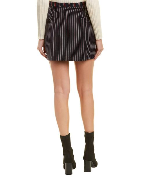 BCBGeneration Striped Mini Skirt~1411664689