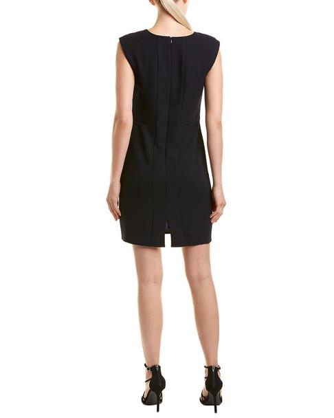 Collective Concepts Jacquard Sheath Dress~1411966132