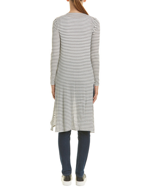 Three Dots Hyannis Long Cardigan~1411990370