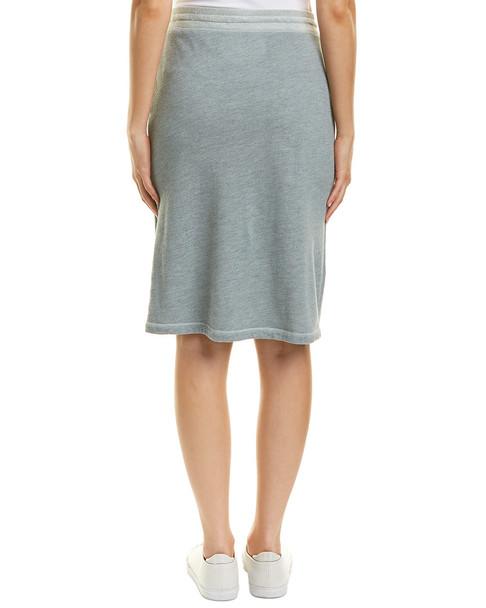 Three Dots Special Beach Terry Skirt~1411990402