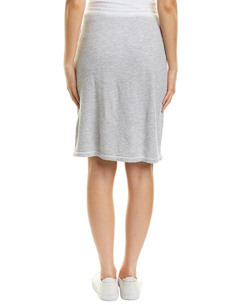 Three Dots Special Beach Terry Skirt~1411990403
