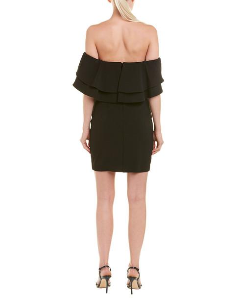 Parker Black Sheath Dress~1452838712