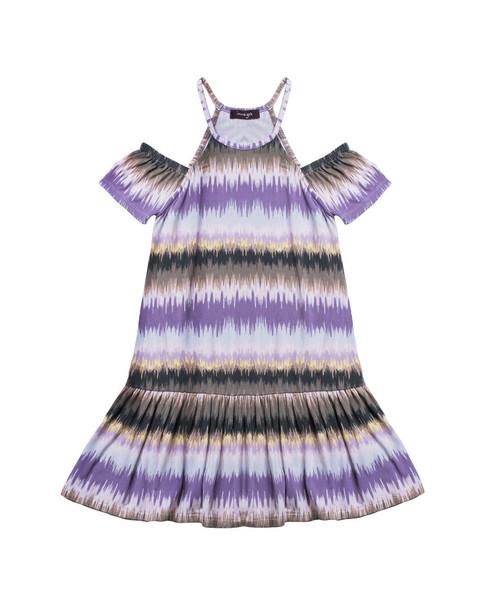 Imoga Josephine Abstract Dress~1511975120