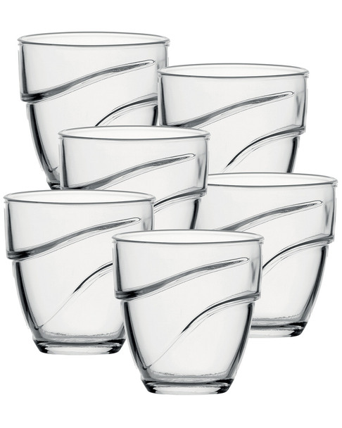 Duralex Set of 6 Wave Tumblers~3010808651