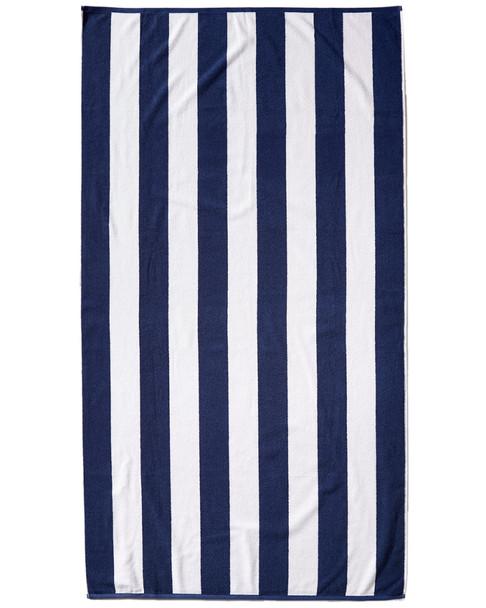 Dohler Marine Stripe Pool Towel~3030036653