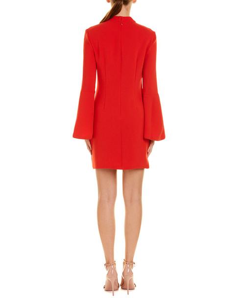 Rachel Zoe Bell Sleeve Sheath Dress~1411051221