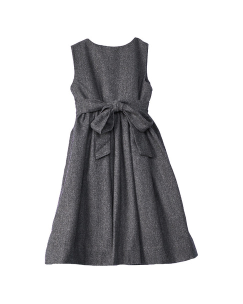 L'Enfant Lune Amanda Wool-Blend Dress~1511881350
