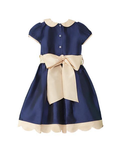 L'Enfant Lune Georine Silk Dress~1511881368